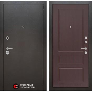 Дверь SILVER 03 – Орех премиум