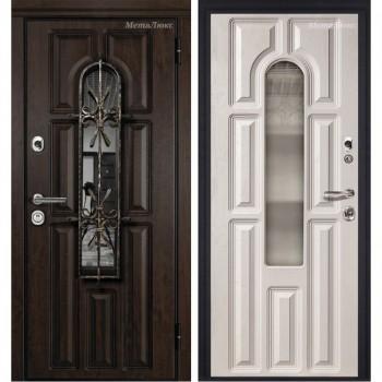 Дверь МетаЛюкс Элит СМ60/2