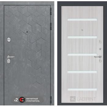Дверь BETON 01 - Сандал белый