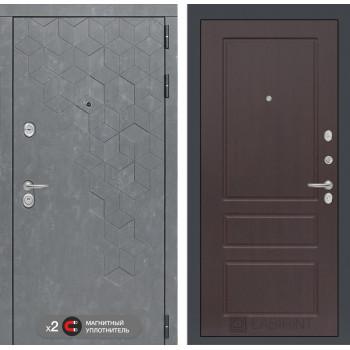 Дверь BETON 03 - Орех премиум