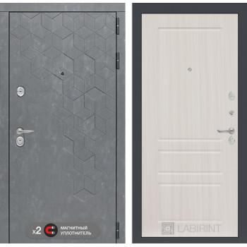 Дверь BETON 03 - Сандал белыйт