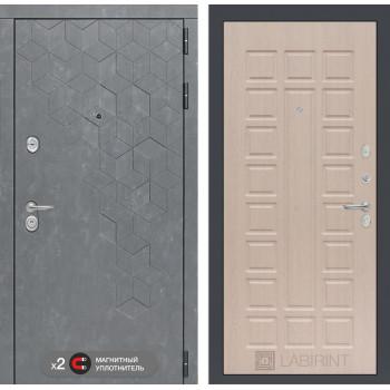 Дверь BETON 04 - Беленый дуб