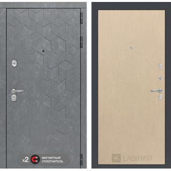 Дверь BETON 05 - Венге светлый