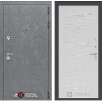 Дверь BETON 06 - Белое дерево