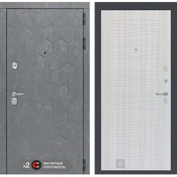 Дверь BETON 06 - Сандал белый