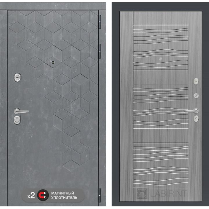 Дверь BETON 06 - Сандал серый