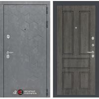 Дверь BETON 10 - Дуб филадельфия графит