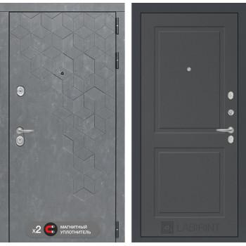 Дверь BETON 11 - Графит софт