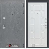 Дверь BETON 12 - Белое дерево