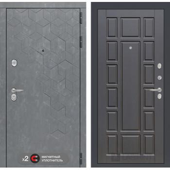 Дверь BETON 12 - Венге