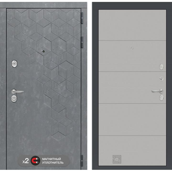 Дверь BETON 13 - Грей софт