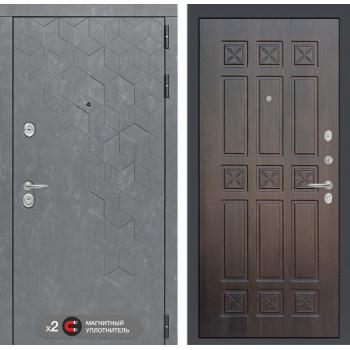 Дверь BETON 16 - Алмон 28