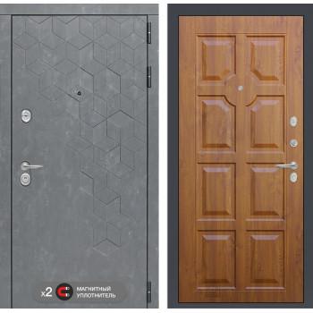 Дверь BETON 17 - Золотой дуб