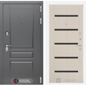 Дверь PLATINUM 01 - Беленый дуб