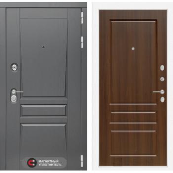 Дверь PLATINUM 03 - Орех бренди