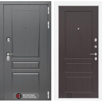 Дверь PLATINUM 03 - Орех премиум
