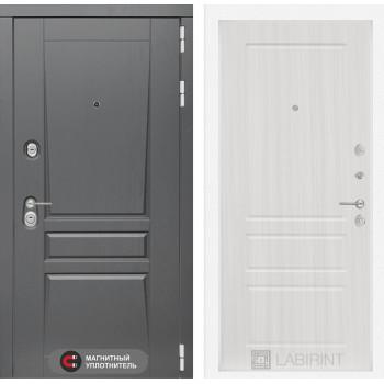 Дверь PLATINUM 03 - Сандал белый