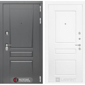 Дверь PLATINUM 03 - Белый софт