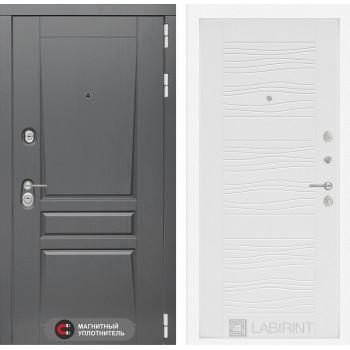 Дверь PLATINUM 06 - Белое дерево