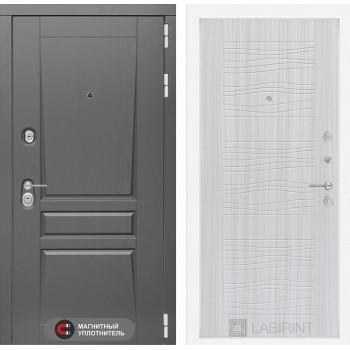Дверь PLATINUM 06 - Сандал белый