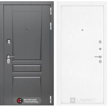 Дверь PLATINUM 07 - Белое дерево