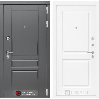 Дверь PLATINUM 11 - Белый софт