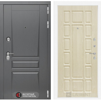 Дверь PLATINUM 12 - Беленый дуб
