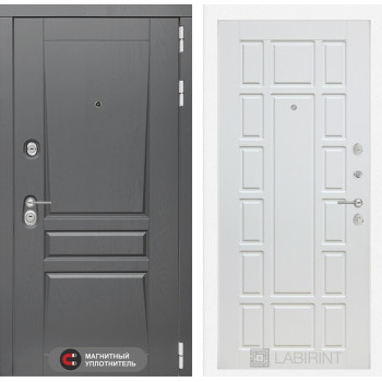 Дверь PLATINUM 12 - Белое дерево
