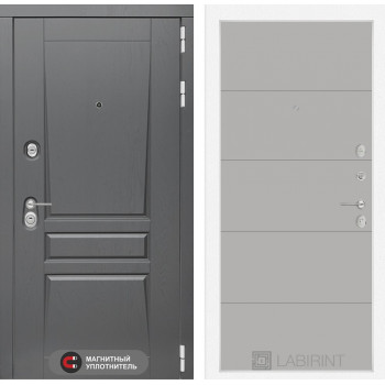 Дверь PLATINUM 13 - Грей софт