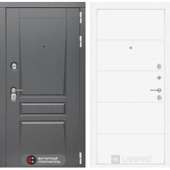 Дверь PLATINUM 13 - Белый софт