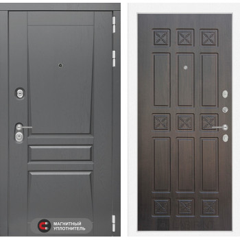 Дверь PLATINUM 16 - Алмон 28
