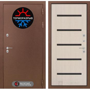 Дверь Лабиринт – Термо Магнит 01 Беленый дуб