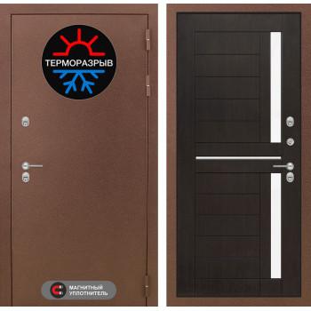 Дверь Лабиринт – Термо Магнит 02 Венге