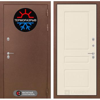 Дверь Лабиринт – Термо Магнит 03 Крем софт