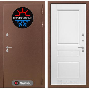 Дверь Лабиринт – Термо Магнит 03 Белый софт