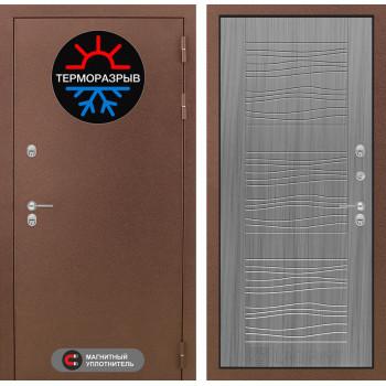 Дверь Лабиринт – Термо Магнит 06 Сандал серый
