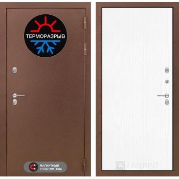 Дверь Лабиринт – Термо Магнит 07 Белое дерево