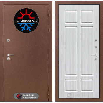 Дверь Лабиринт – Термо Магнит 08 Кристалл вуд