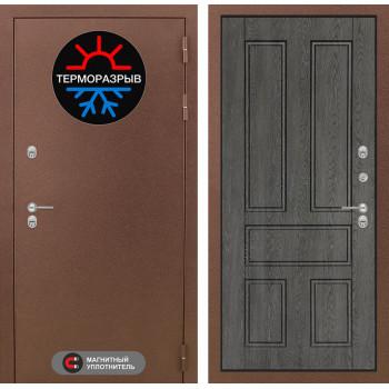 Дверь Лабиринт – Термо Магнит 10 Дуб филадельфия графит