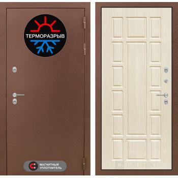 Дверь Лабиринт – Термо Магнит 12 Беленый дуб