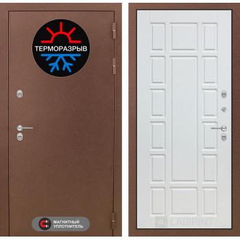 Дверь Лабиринт – Термо Магнит 12 Белое дерево