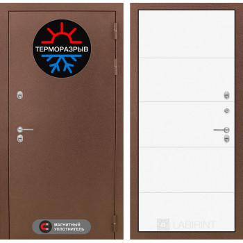 Дверь Лабиринт – Термо Магнит 13 Белый софт