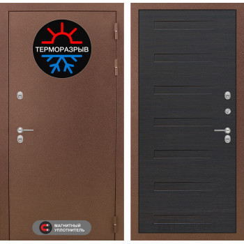 Дверь Лабиринт – Термо Магнит 14 Эковенге поперечный