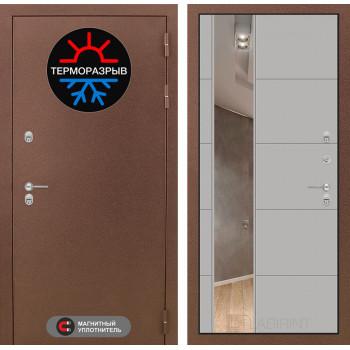 Дверь Лабиринт – Термо Магнит 19  Грей софт