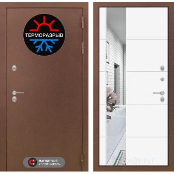 Дверь Лабиринт – Термо Магнит 19  Белый софт