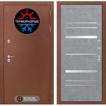 Дверь Лабиринт – Термо Магнит 20  Бетон светлый
