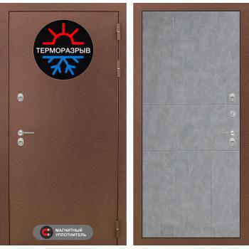 Дверь Лабиринт – Термо Магнит 21 Бетон светлый
