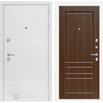 Дверь TRENDO 03 - Орех бренди
