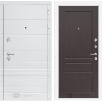 Дверь TRENDO 03 - Орех премиум