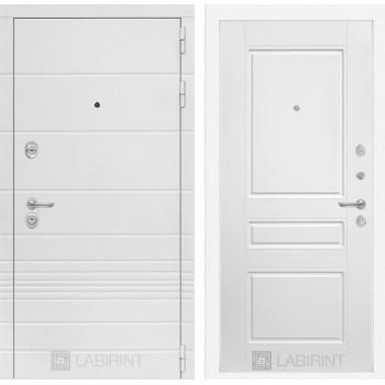 Дверь TRENDO 03 - Белый софт